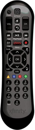 XR2 remote
