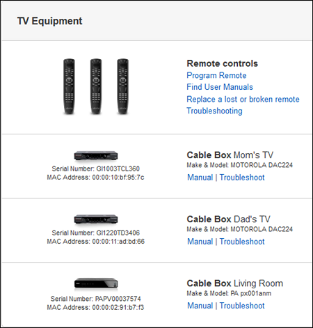 Serial Number On Comcast Cable Box - Usefulresults