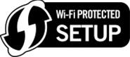 Logo - Wi-Fi Protected Setup