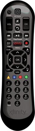 xfinity comcast xr2 rf remote version u2 v2 for x1 dvr hd xfinity remote control codes lg tv xfinity remote control codes for tv