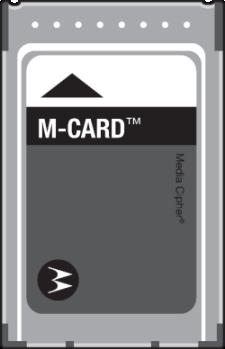 Motorola CableCARD