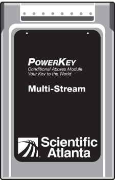Scientific Atlanta CableCARD