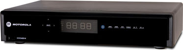 HD/DVR set top box - Motorola DCX3400 or DCX3416