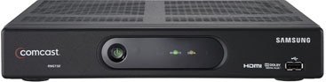 HD set top box - Samsung RNG150