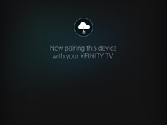 XFINITY TV app sign-in process: Pairing device with XFINITY TV