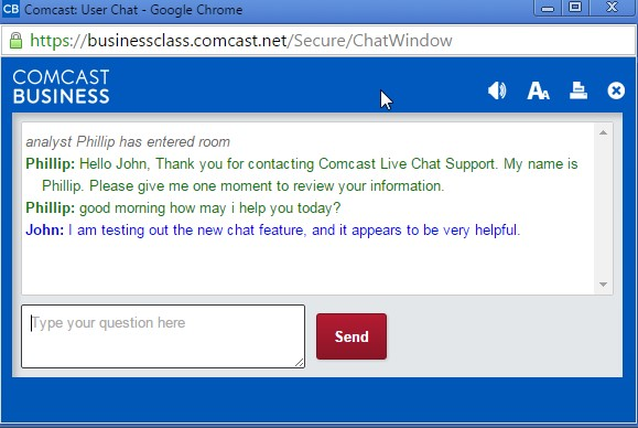 comcast help chat vietfun