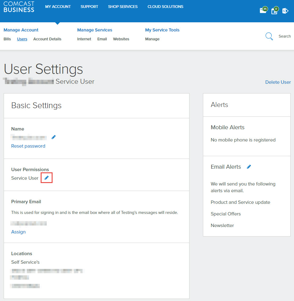 managing user account Manage your microsoft azure account using your login to access the azure portal configure your services and track.